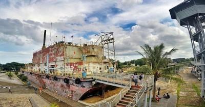 Monumen PLTD Apung, Sebuah Monumen yang Terbuat dari Kapal