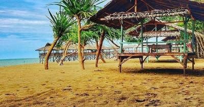 Pantai Lancok, Wisata Pantai dengan Kelezatan Mie Kepiting