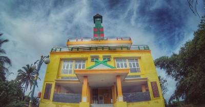 Jam Gento, Landmark Kota Bangko dengan Sajian Panorama yang Indah