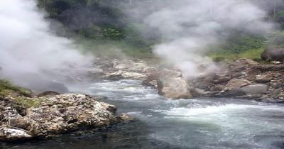 Air Panas Grao Sakti, Keunikan Sumber Air Panas di Kabupaten Merangin