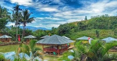Taman Putri Tunggal, Tempat Hunting Foto yang Tengah Hits di Kerinci