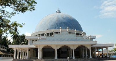 Masjid Raya Labui, Masjid Tertua di Pidie Peninggalan Sultan Iskandar Muda