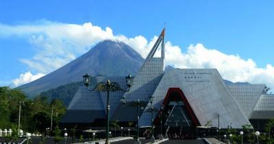 Museum Gunung Merapi, Wisata Edukasi Mengenal Gunung Legendaris