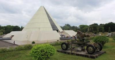 Monumen Jogja Kembali, Nostalgia Dengan Nuansa Perjuangan Indonesia