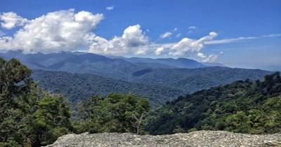Gunung Singgah Mata, Panorama Menawan Sebuah Gunung di Nagan Raya