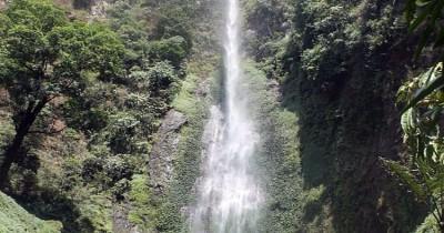 Air Terjun Pancuran Rayo, Air Terjun Spektakuler Tertinggi di Kabupaten Kerinci