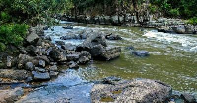 Sungai Batang Merangin, Tempat Favorit Berolahraga Arung Jeram di Jambi