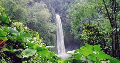 Air Terjun Dukun Betuah, Air Terjun Eksotis Berbalut Kisah Mistis
