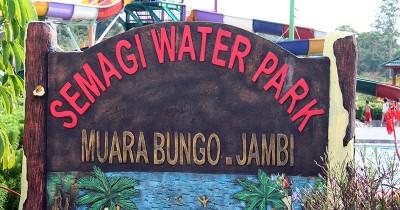 Semagi Waterpark, Tempat Rekreasi Paling Seru di Muara Bungo