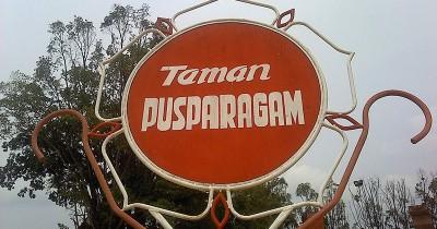Taman Pusparagam, Taman Kota di Tengah Hiruk Pikuk Muara Bungo