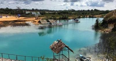 Danau Biru, Sisi Lain Keindahan Pulau Bintan