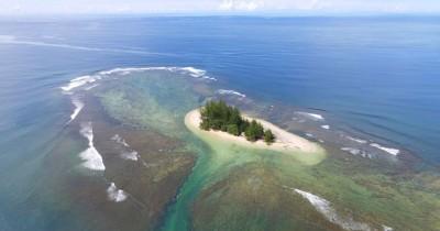 Pulau Gosong, Pulau Mungil Yang Eksotis di Aceh