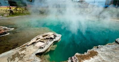 Air Panas Semurup, Wisata Pemandian Air Panas Alami yang Berbalut Sebuah Misteri