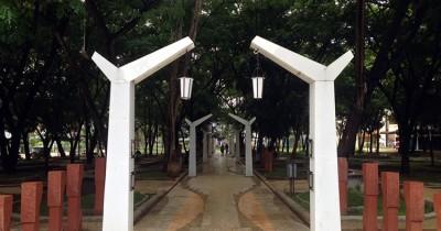 Taman Hijau Bungo, Ruang Terbuka Hijau Muara Bungo yang Kini Terbengkalai