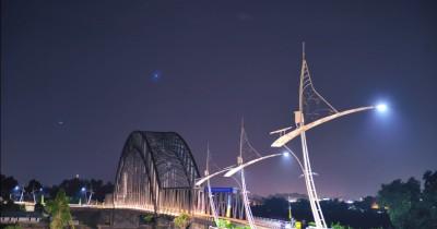 Jembatan Engku Puteri Raja Hamidah, Salah Satu Ikon Tanjungpinang yang Menarik untuk Dikunjungi