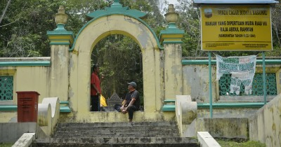 Makam Raja Abdurrahman, Kompleks Pemakaman yang Selalu Ramai Dikunjungi Peziarah