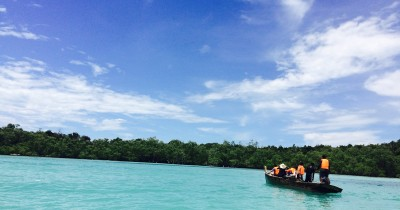 Nikmati Surga Bawah Laut Pulau Abang