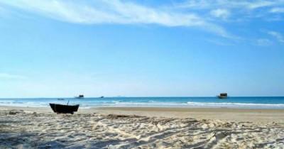 Pantai Dungun, Surga Eksotis Dengan Pasir Putih Kabupaten Lingga
