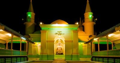 Masjid Raya Sultan Riau, Masjid Peninggalan Kerajaan Riau-Lingga