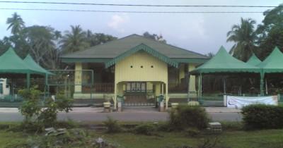 Masjid Sultan Lingga, Masjid Peninggalan Sultan Mahmud Syah III