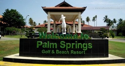 Padang Golf Palm Springs Batam ,  Berkelas Internasional
