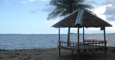 Surga Pasir Putih Pantai Sembulang Yang Akan Memanjakan Mata Setiap Wisatawan