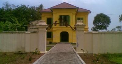 Istana Engku Bilik, Bangunan dengan Nilai Arsitektur yang Mempesona