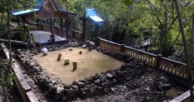Makam Keramat Siantan, Kompleks Makam Panglima Kerajaan Johor