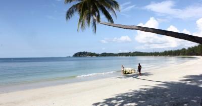 Pantai Nirwana Gardens, Keindahan yang Menakjubkan dari View Resort