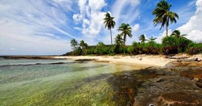 Sunrice dan Sunset Pantai Tanjung Datuk Yang Membuat Orang Selalu Ingin Datang Lagi Kesana