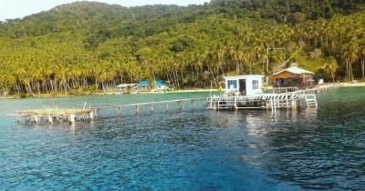 Nikmati Keindahan Alam dan Keeksotisan di Pulau Lingai