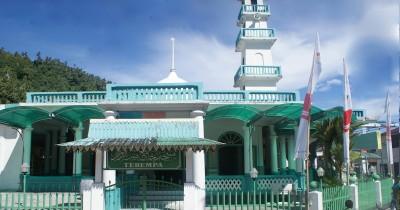 Masjid Jami' Baiturrahim, Masjid Tertua di Kepulauan Anambas yang Menyimpan Sejarah Pada Masa Penjajahan Jepang