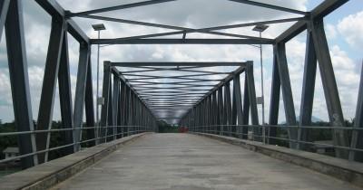 Keindahan Jembatan Busung Saksi Sejarah Pulau Bintan
