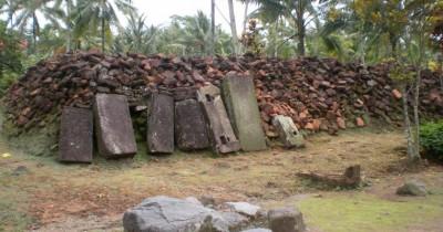 Berwisata ke Situs Gedung Bilik 44, Sambil Mengulas Sejarah Kerajaan Lingga