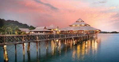 Pulau Kelong, Pulau yang Memiliki Ciri Khas Berpasir Merah