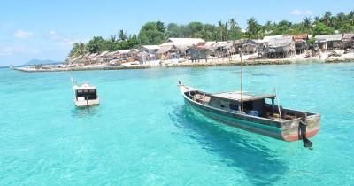 Menikmati Biota Laut di Perairan Pulau Durai