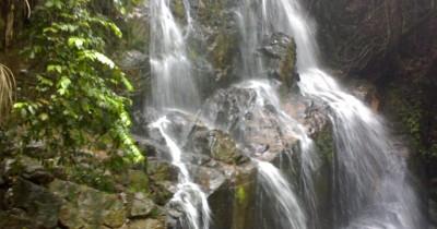 Air Terjun Air Bunyi, Nikmati Kesegaran Wisata Alam di Air Terjun