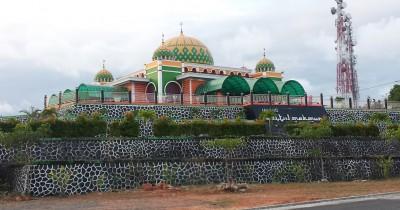 Masjid Raya Baitul Makmur, Menikmati Kemegahan dan Arsitektur Masjid yang Menarik Minat Pengunjung