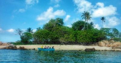 Pulau Penyusuk, Primadona Para Traveller Dunia