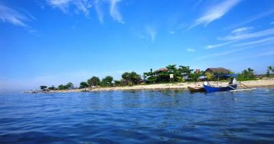 Pulau Busung, Lokasi Tepat Menikmati Keindahan Pasir Putih