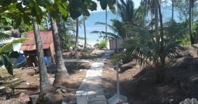 Pesona Lukisan Langit Malam di Pulau Lampu
