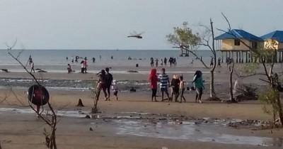 Menyusuri Pesisisr Pantai Lancang Kuning , Berwisata Sambil Mengulas Sejarah  Kepulauan Riau