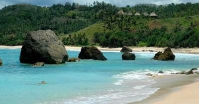Barisan Terumbu Karang Pantai teluk deras, Barisan Keindahan Nusantara