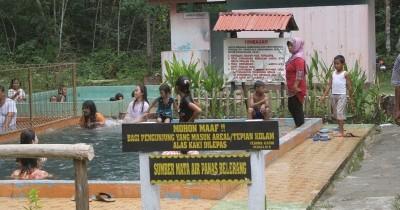 Pemandian Air Panas Dabo Singkep, Tempat Memanjakan Diri Dengan Dengan Air Panas