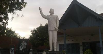 Istana Gebang,  Wisata Sejarah Sekaligus Rumah Presiden Pertama Indonesia Ir. Soekarno