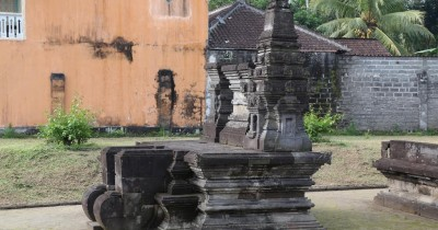 Candi Kotes,  Wisata Jejak Peninggalan Majapahit di Blitar