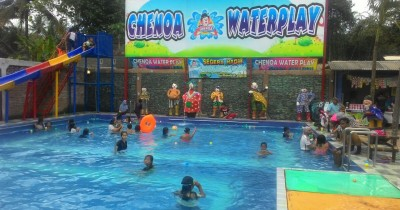 Chenoa Waterplay Kewadug, Sebuah Tempat Rekreasi Yang Selalu Diburu Saat Liburan