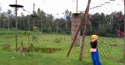 Kampung Wisata Ekologis Puspa Jagad, Sebuah Tempat Liburan Yang Sangat Cocok Untuk Keluarga