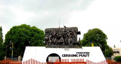 Monumen Gerbong Maut, Sebuah Tempat Wisata Yang Menyimpan Sejarah