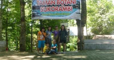 Taman Botani Sukorambi, Sebuah Taman Yang Sangat Cocok Untuk Berlibur Bersama Keluarga